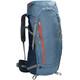 VAUDE Asymmetric 42+8 Backpack fjord blue